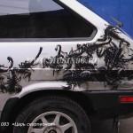 ВАЗ 21083  -Царь скорпионов-