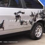 ВАЗ 21083  -Царь скорпионов- 1