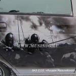 ВАЗ 2110  -Рыцари Мальтийского ордена-