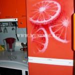 Инсталляция холодильника в интерьер